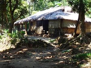 少数民族の村、バイト村